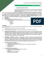 Medresumos 2016 - Semiologia 15 - Avaliação Clínica Do Idoso