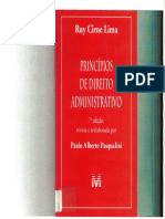 Princípios de Direito Administrativo - Ruy Cirne Lima.pdf