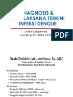 Manajemen Penatalaksanaan Infeksi Virus Dengue