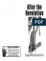 Abad de Santillan, Diego - After the revolution.pdf