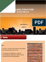 Solid Walls