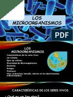 Cristian Chandía - Los Microorganismos.pptx