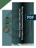 EnP World Planning History Part 1 2015