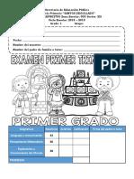 Examen1erTrimestre1erGrado2018-19MEEP (Autoguardado).docx