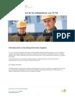 Protegiendo La Salud de Los Trabajadores Ley 16 744-5bfa9de8ca9bd