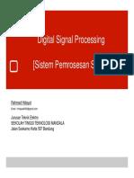 _0_Lecture 2018_DSP by Rahmad Hidayat.pdf