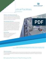 Pharmaceutical Facilities -May 18