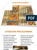 literaturaprecolombina-101006224846-phpapp01