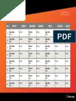 Mark Lauren Focus15 Training Schedule