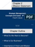 Vision & Mission Statement