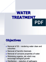 4c. Water Treatment