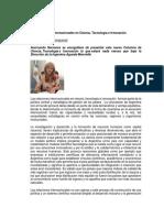 Las Relaciones Internacionales en Ciencia, Tecnología e Innovación.docx