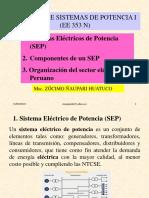 componentes de un SEP