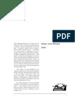 Borges Bio + The Aleph Criticism and Interpretation.PDF