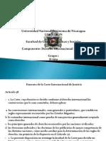 Presentación CIJ-Internacional Publico