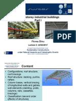 Steel Structures Design Based on Eurocode 3