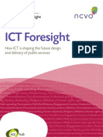 ICT Foresight Public Services