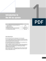 Ch1 Introduction to UK Tax System 2019