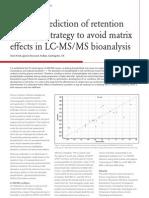 Ms Bio Analysis Article
