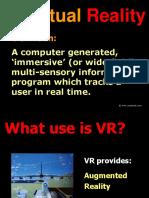 It Virtual Reality