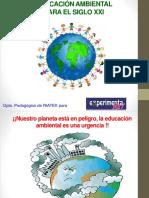 E2017 Leccion 2 Educación Ambiental Siglo XXI