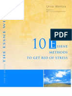 10 Essene Methods to Get Rid of Stress