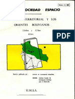 EL ESPACIO TERRITORIAL Y LOS ORIENTES BOLIVIANOS.PDF