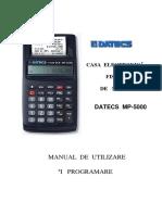 Manual Mp5000