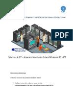 Practica 7 - Servidor IIS.docx