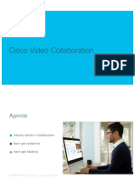 Cisco Video Collaboration