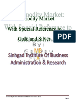 COMMODITY GOLD AND SILVER.docx
