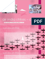 air india strikes causes and analysis