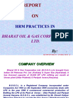 Project Report of HR