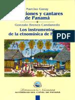 Tradiciones y cantares de Panamá
