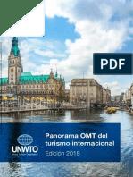 Panorama Mundial de turismo 2018 .pdf