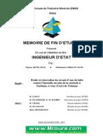 228229019 Etude Et Renovation Du Circuit d Eau de Lutte Contre l Incendie Au Sein de La Centrale a Turbines a Gaz TAG de Tetouan