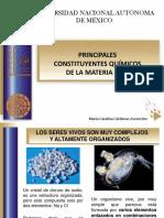 03 Principales Constituyentes Químicos de La Materia Viva