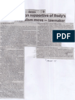 Philippine Star, Mar. 25, 2019, House always supportive of Rody's federalism move-lawmaker.pdf