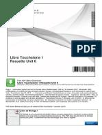 Libro Touchstone 1 Resuelto Unit 6