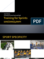 woody sprints full scale powerpoint