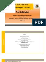 PPECB 7173 Registrar Operaciones Especiales y Calcular El Interés