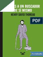 Cartas a un buscador de si mismo - Henry David Thoreau (1).pdf