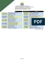 Bancas Exa. - Prof. Efetivo 2018.2 2ª Etapa Publicar p. Os Cand. - 002