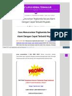 Cara Menurunkan Trigliserida Secara Alami Dengan Cepat Terbukti Mujarab.pdf