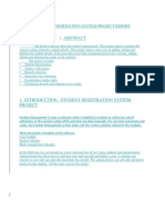 STUDENT INFORMATION SYSTEM PROJECT REPORT.docx
