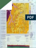 Mapa Geológico de Portoviejo