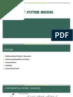 Modelling Simulation 04