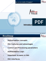 Introduction to FAS
