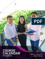 NTU PaCE Course Calendar Issue Jan_Jun 2019