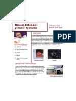 publication paper